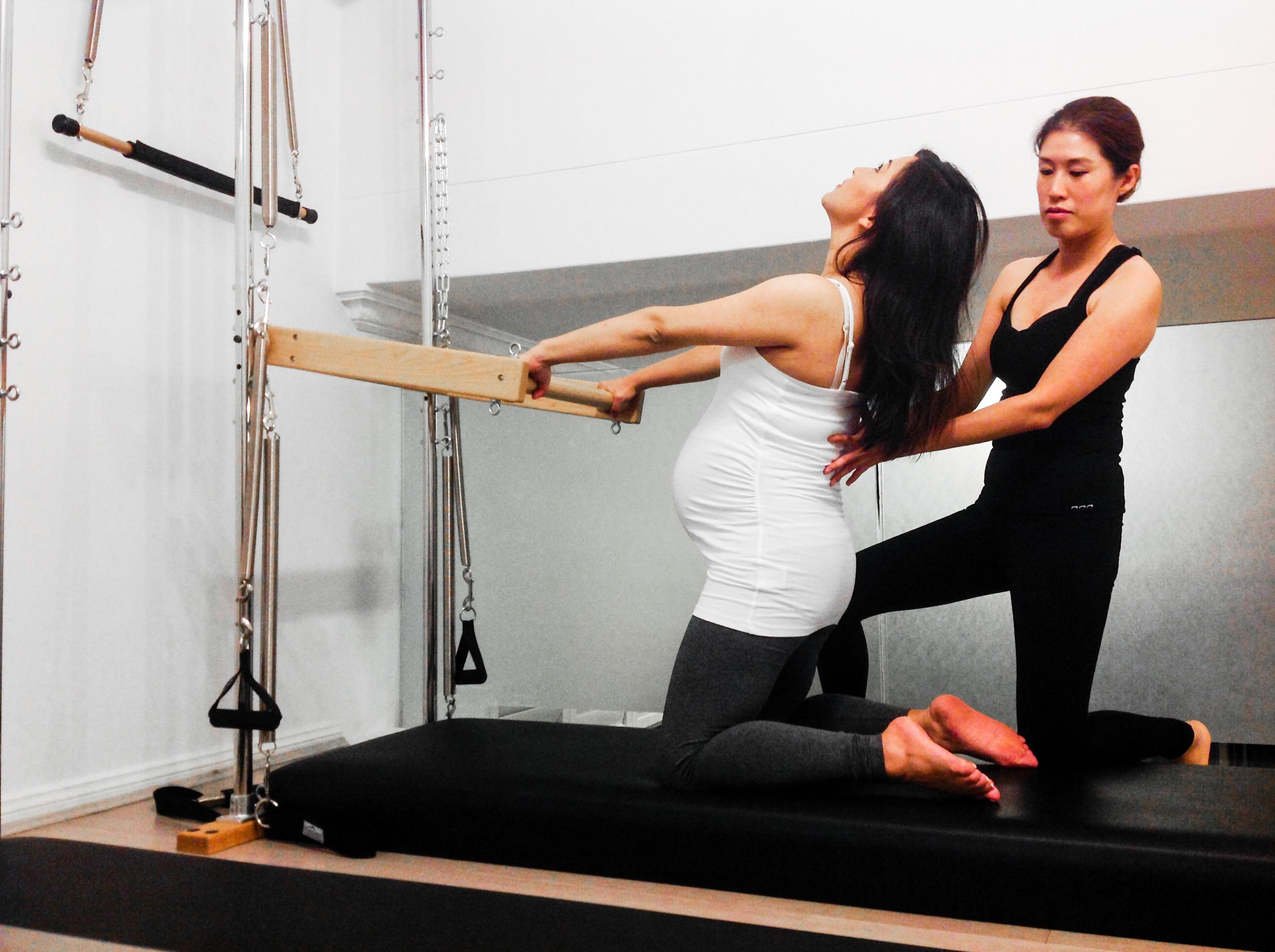 Prenatal Amp Postnatal Pilates Classes Corepower Pilates